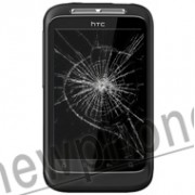 HTC Wildfire S, Touchscreen reparatie