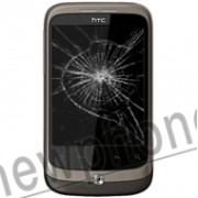 HTC Wildfire, Touchscreen reparatie