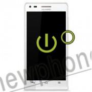 Huawei Ascend G6, Aan / uit reparatie