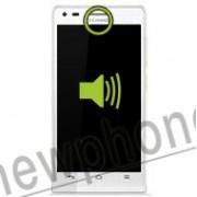 Huawei Ascend G6, Ear speaker reparatie