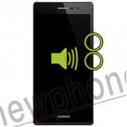 Huawei ascend P7, Volume knop reparatie