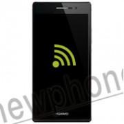 Huawei ascend P7, Wifi antenne reparatie