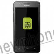 Huawei G525, Sim slot reparatie
