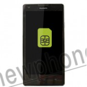 Huawei Ascend G700, Sim slot reparatie