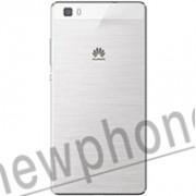 Huawei ascend P8 lite back cover reparatie