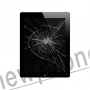 iPad 4, Touchscreen reparatie zwart/wit