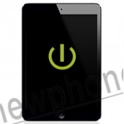 iPad Mini, On/ off button reparatie
