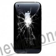 iPhone 3GS, Behuizing zwart / wit inclusief chromen rand