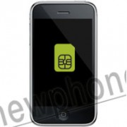 iPhone 3GS, Sim slot. reparatie