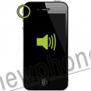 iPhone 4, Mute knop zwart/wit. reparatie