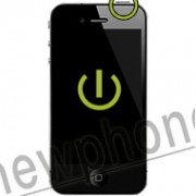 iPhone 4S, On / off button reparatie