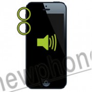 iPhone 5, Volume / mute knoppen reparatie
