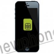 iPhone 5C, Sim slot. reparatie