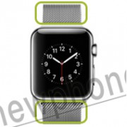 iWatch band vervangen