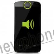 LG Nexus 4, Ear speaker reparatie
