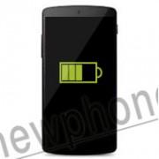 LG Nexus 5, Batterij / accu reparatie
