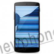 LG Nexus 5, LCD scherm / Touchscreen reparatie