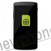 LG Nexus 5, Sim slot reparatie