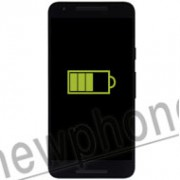 LG Nexus 5X accu reparatie