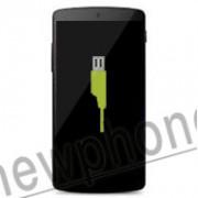 LG Nexus 6 connector reparatie