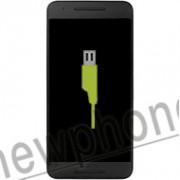 LG Nexus 6P oplaadport reparatie