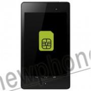 LG Nexus 7, Simslot reparatie