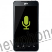 LG Optimus 2X Speed, Microfoon reparatie
