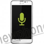 LG Optimus F5, Microfoon reparatie