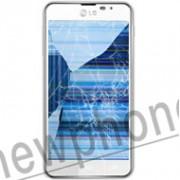 LG Optimus F5, LCD / glas reparatie
