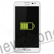 LG Optimus F7, Batterij reparatie