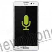 LG Optimus F7, Microfoon reparatie