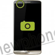 LG Optimus G3, Front camera reparatie
