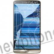 LG Optimus G3, Glas en LCD scherm reparatie