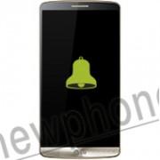 LG Optimus G3, Speaker reparatie