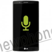 LG Optimus G4 microfoon reparatie