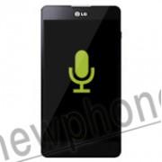 LG Optimus G, Microfoon reparatie