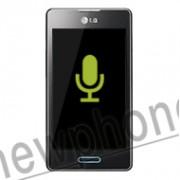 LG Optimus L5 2, Microfoon reparatie