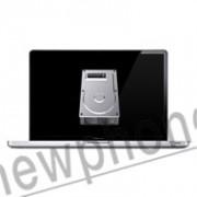 Macbook A1278 harde schijf 500GB reparatie