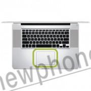 "Macbook A1278 13"" trackpad reparatie"