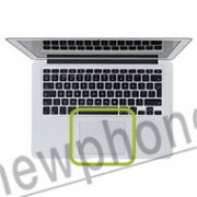 Macbook Air trackpad reparatie