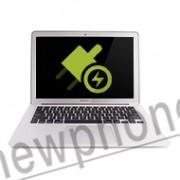 Macbook Air Laadaansluiting reparatie