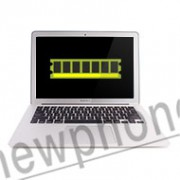 Macbook Air RAM geheugen 16GB reparatie