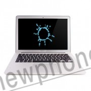 Macbook Air waterschade reparatie