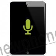 iPad Mini, Microfoon reparatie