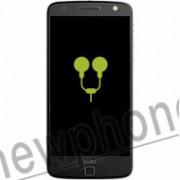 Motorola Moto Z hoofdtelefoon aansluiting reparatie