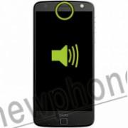 Motorola Moto Z oorspreker reparatie