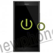 Nokia Lumia 1520 aan uit knop reparatie