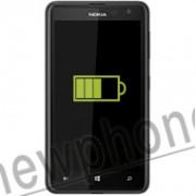 Nokia 625, Accu / batterij reparatie