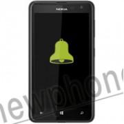 Nokia 625, Speaker reparatie