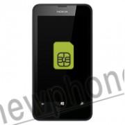 Nokia Lumia 635, Sim slot reparatie